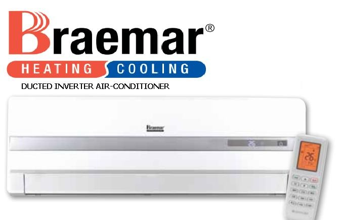 Braemar Split Air Conditioning Perth