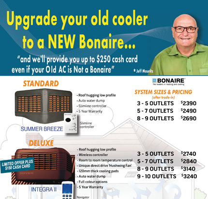 Bonaire Air Conditioning Offers Perth
