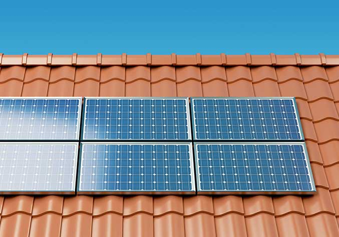 Solar Air Conditioning Roof Top Perth