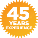 40 Years of Experience - Mouritz