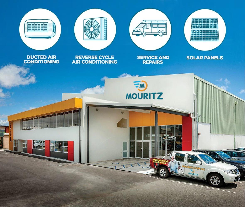 Mouritz Promotional Logo