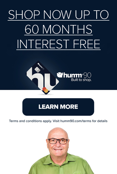 60 Months Interest Free With Humm